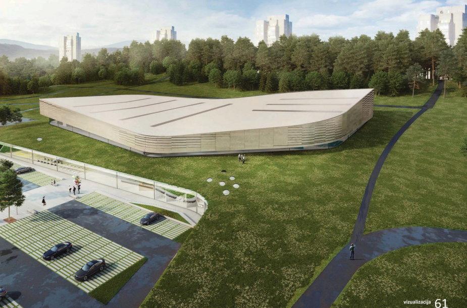 Naujasis Lazdynų baseinas