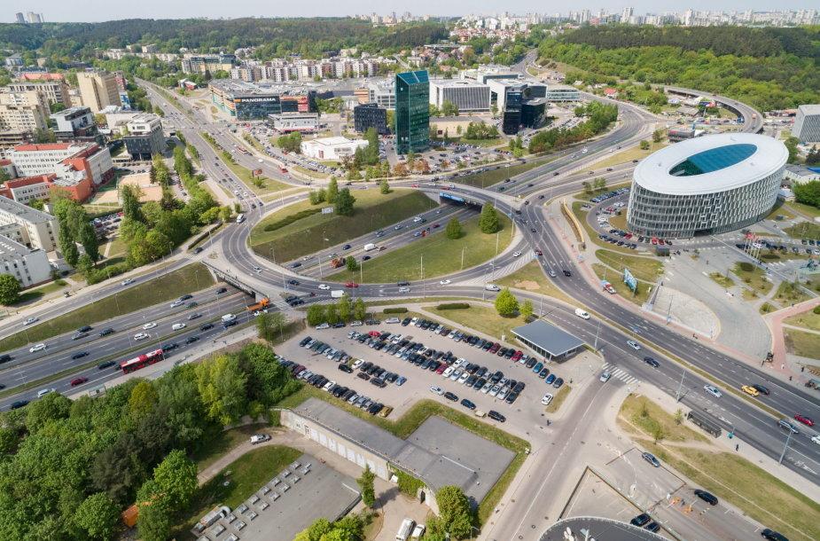 T. Narbuto-Saltoniškių gatvių lietaus nuotekų rekonstrukcija