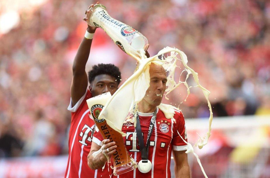"""""""Bayern"""" – Vokietijos futbolo čempionas"""