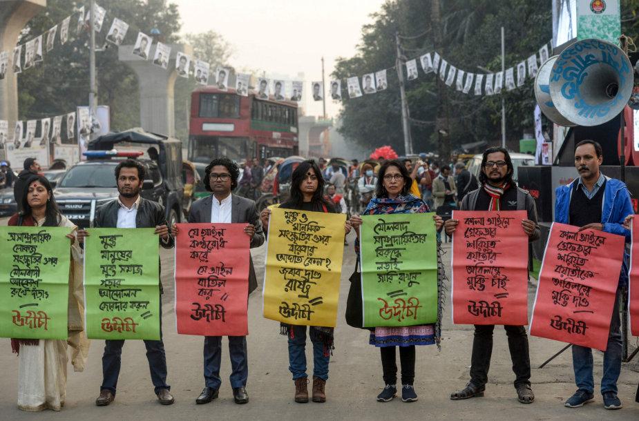 Protestas Bangladeše