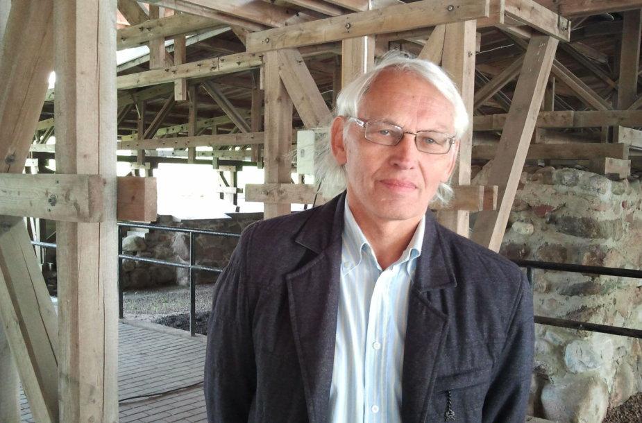 Archeologas Vladas Žulkus