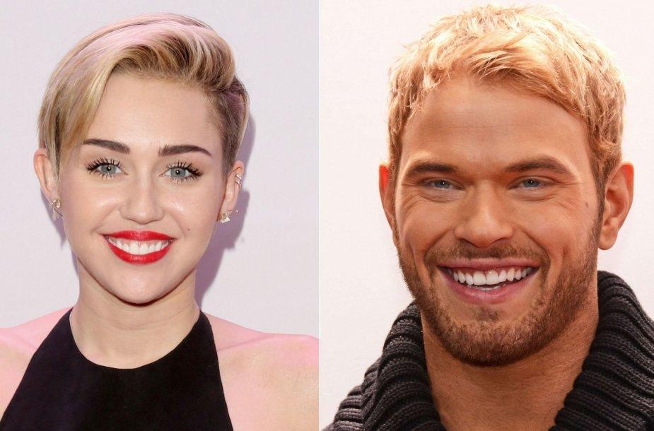 Miley Cyrus ir Kellanas Lutzas