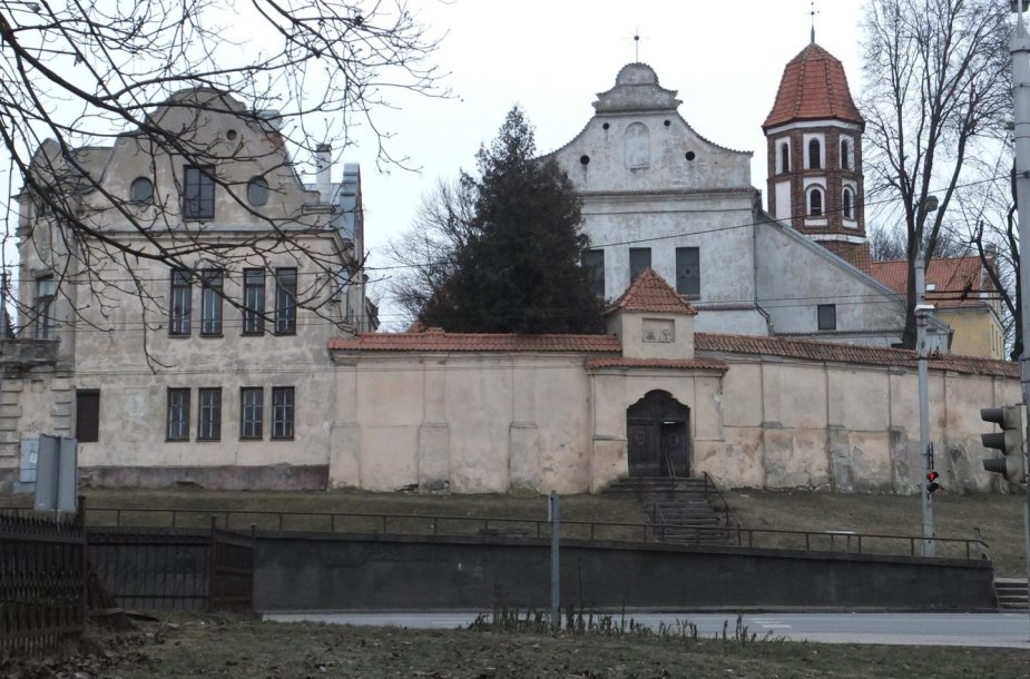 Kauno seserų benediktinių vienuolynas