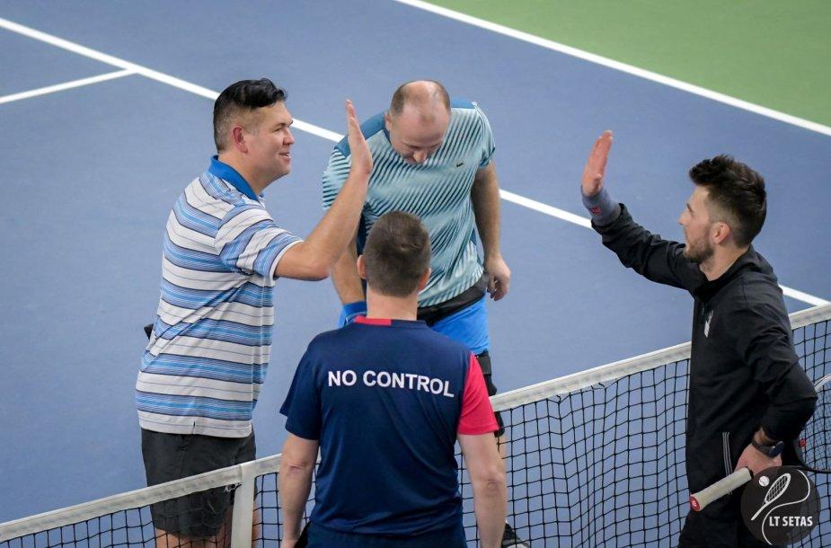 Naktinis teniso turnyras