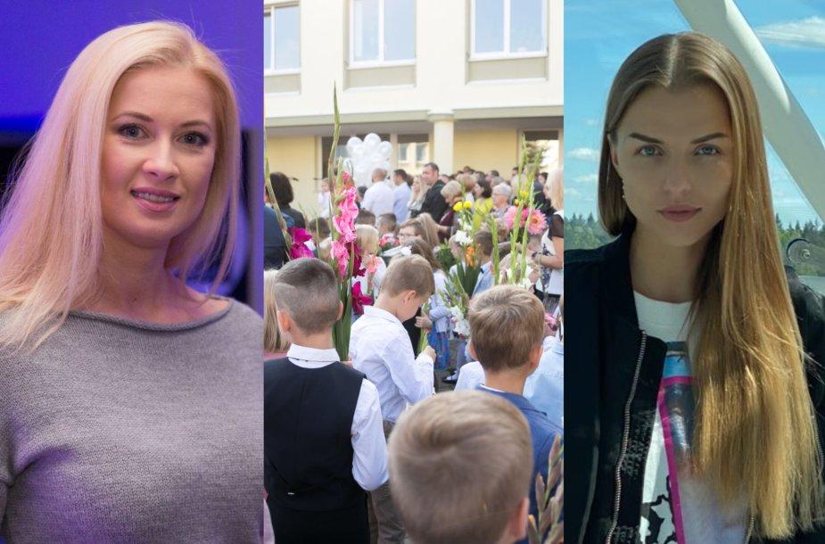 Renata Norvilė, Rugsėjo 1-oji, Vaida Skaisgirė