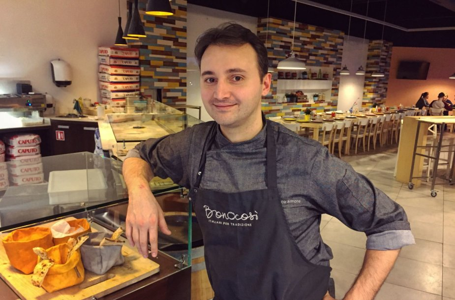 Gianluca Armone