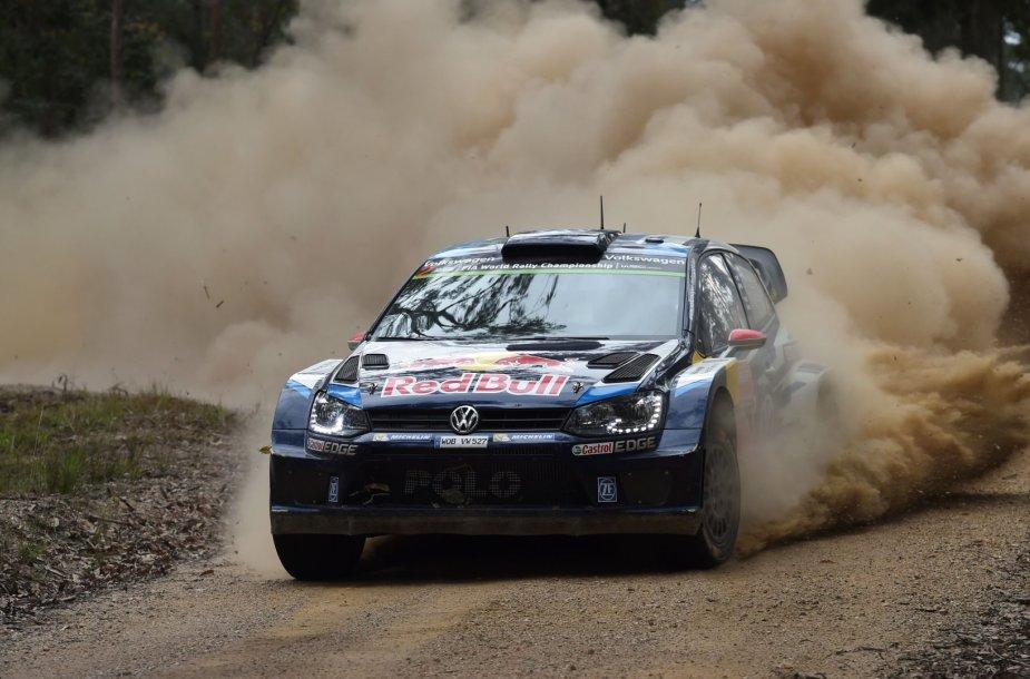 WRC Australijoje