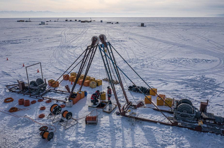 Neutrinų ieškantis teleskopas
