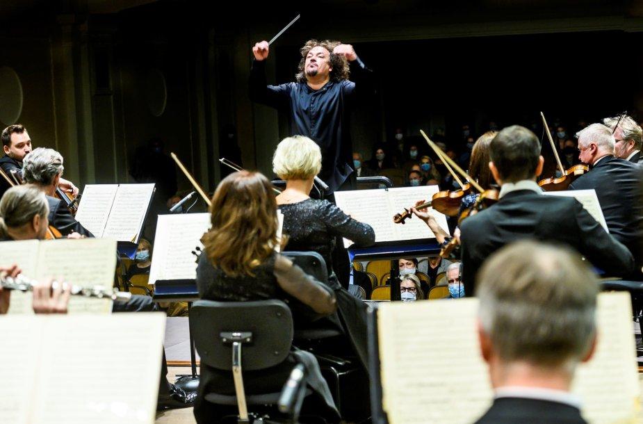 Sergejus Krylovas ir Lietuvos kamerinis orkestras
