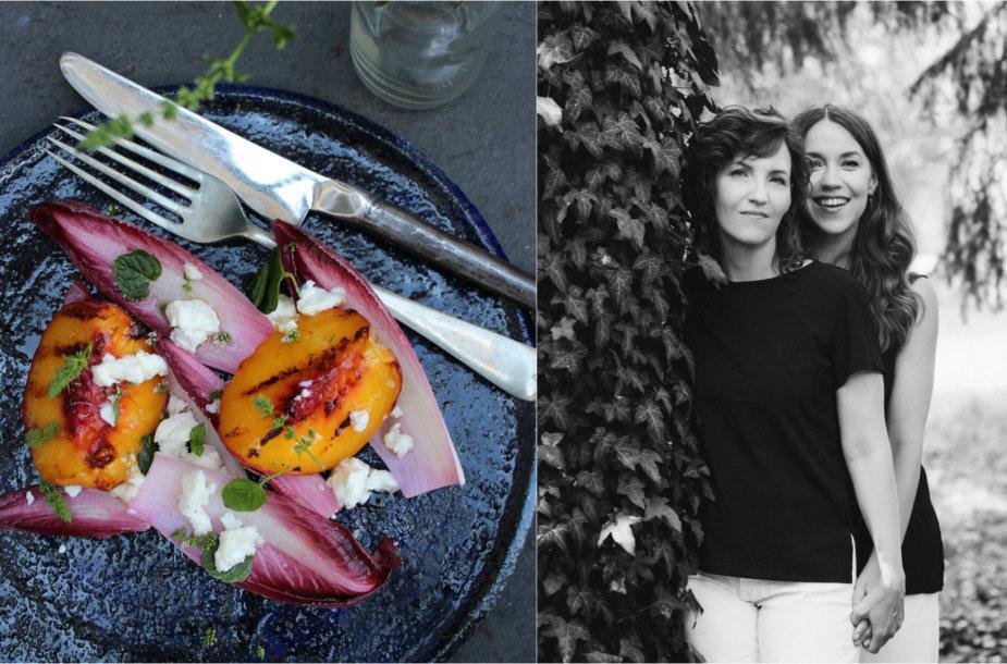 Tinklaraštininkės ir jų ruoštos salotos