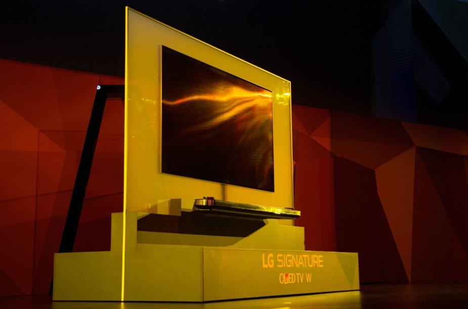LG OLED televizorius