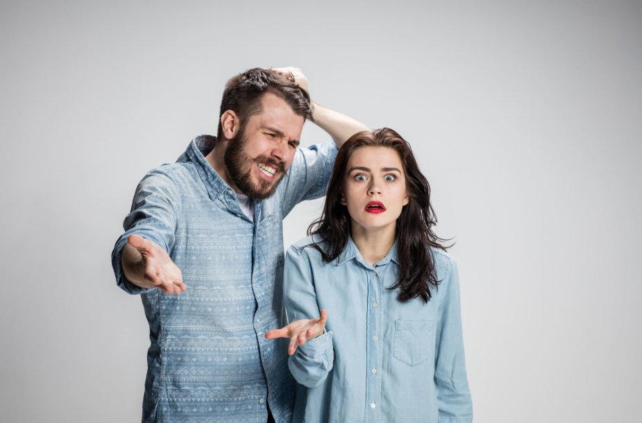 Konfliktuojanti pora