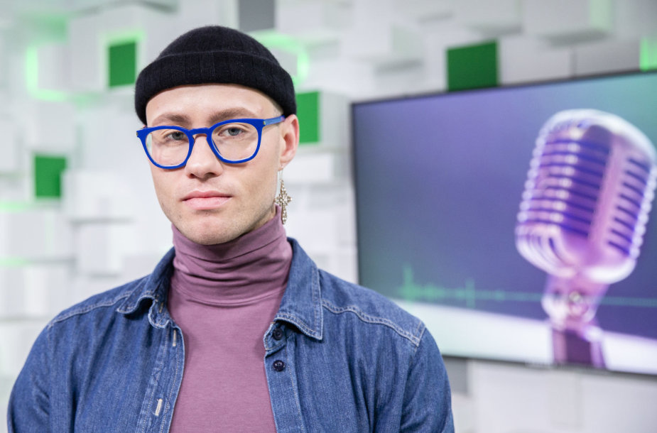 """15min studijoje – į """"Eurovizijos"""" finalą sugrąžintas Alen Chicco"""