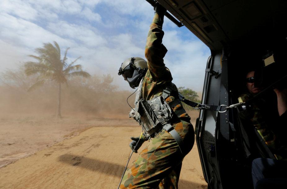 Australijos ginkluotosios pajėgos