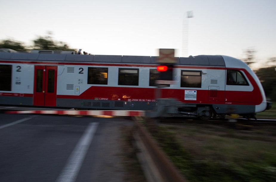 Kelionės iš Lietuvos į Vengriją akimirka