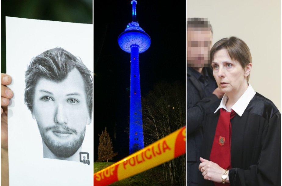 Po pranešimo apie mergaitės pagrobimą tyrėjai atliko milžinišką darbą, po kurio prokurorė L.Fedotova konstatuoja: nusikaltimo nebuvo