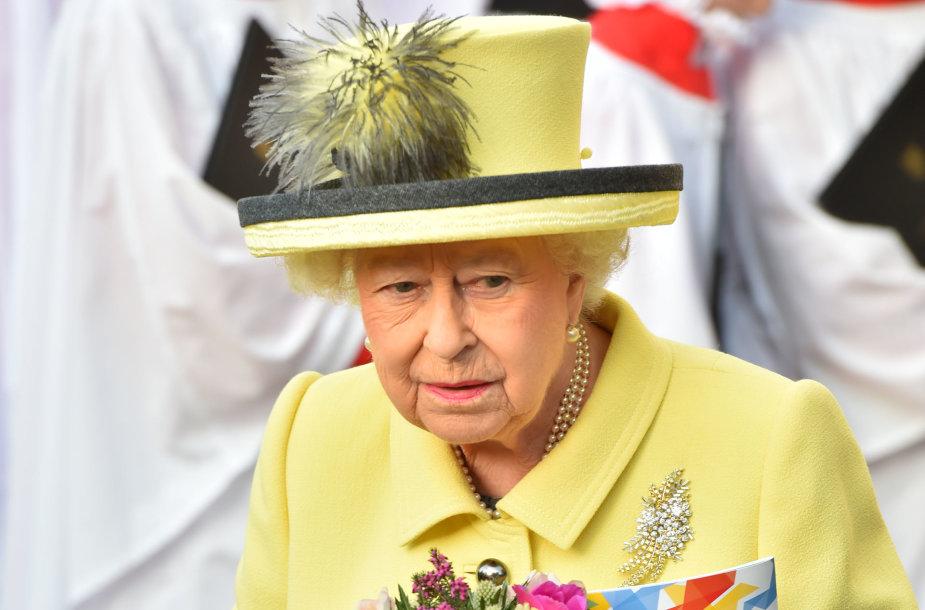 1981-aisiais į Elizabeth II pasikėsinęs jaunuolis buvo paleidęs kulką į jos kortežą