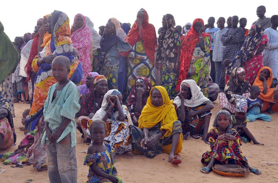 Pabėgėliai Nigeryje
