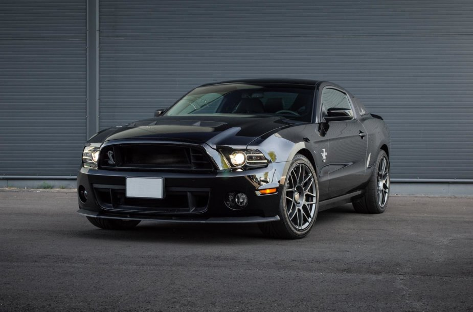 """""""Ford Mustang Shelby GT500"""""""