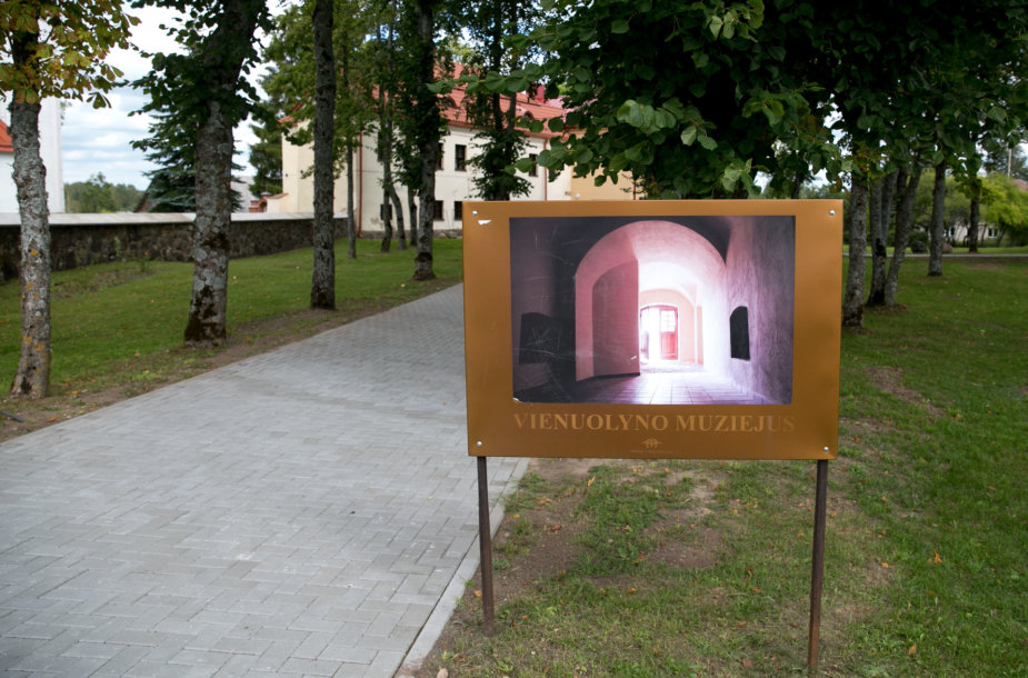 Moletų krašto vienuolyno muziejus