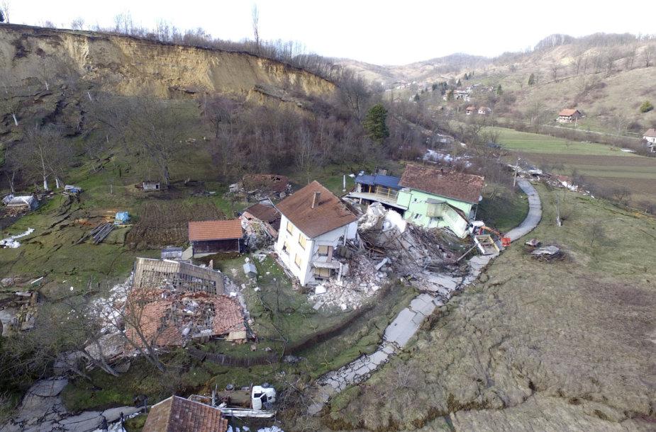 Nuošliauža Vidurio Kroatijoje