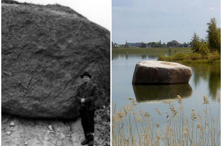 Bradi (Brodi) karjero akmuo arba Radžų akmuo