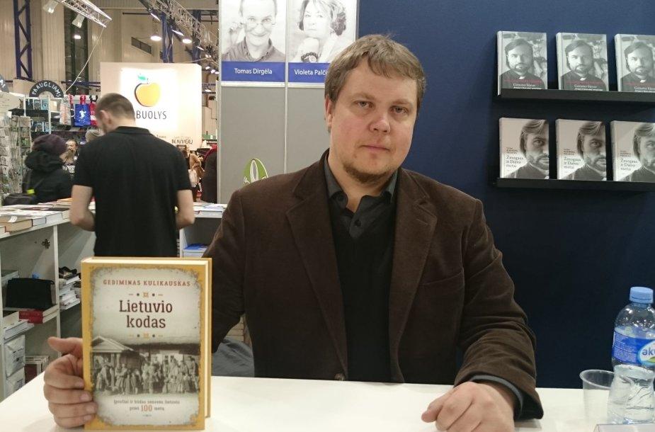 Gediminas Kulikauskas