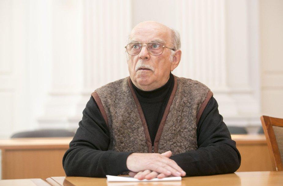 Aktoriaus Petro Dimšos teismas
