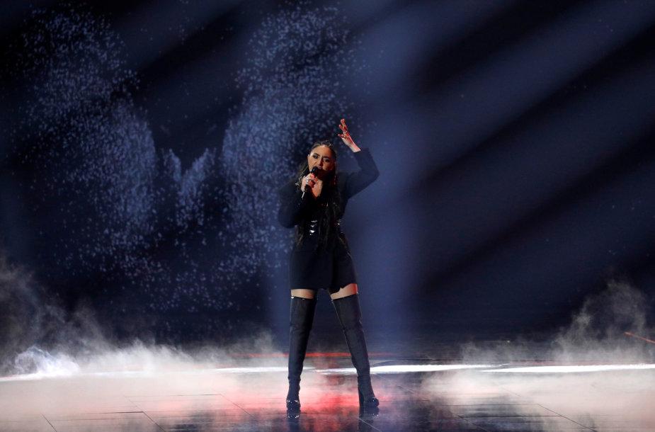 """Armėnijos atstovė 2019 m. """"Eurovizijoje"""""""