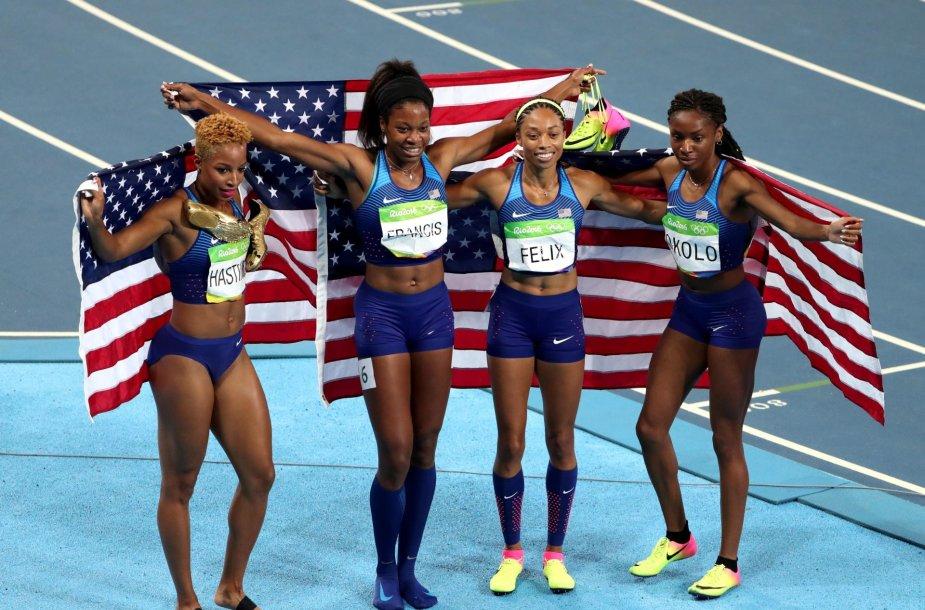 JAV estafetės rinktinė