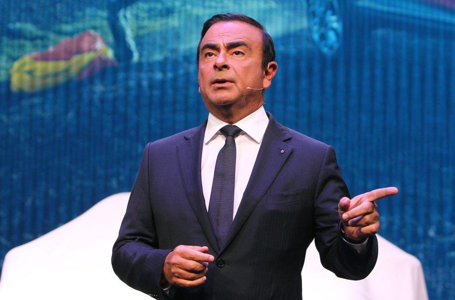 Carlosas Ghosnas