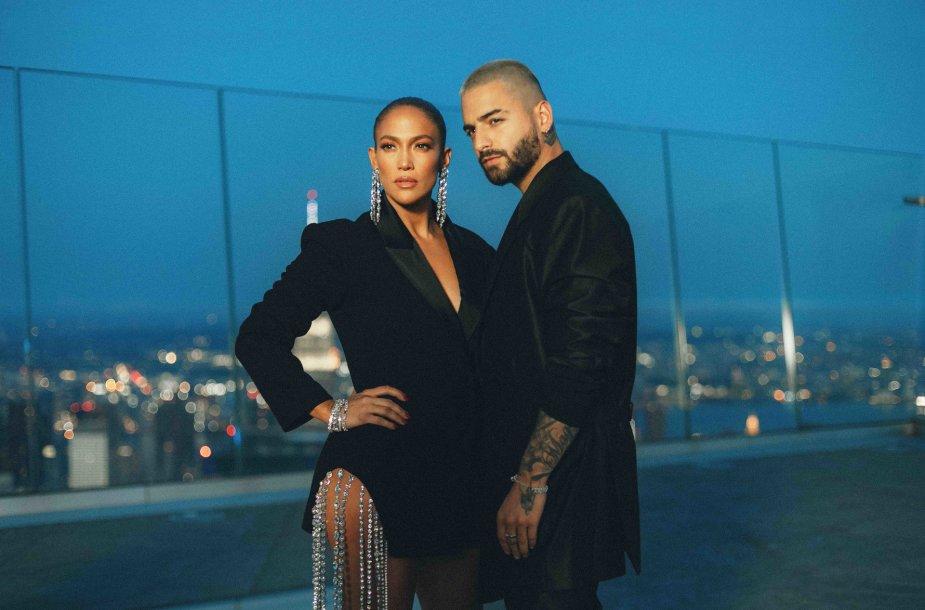 Jennifer Lopez ir Maluma
