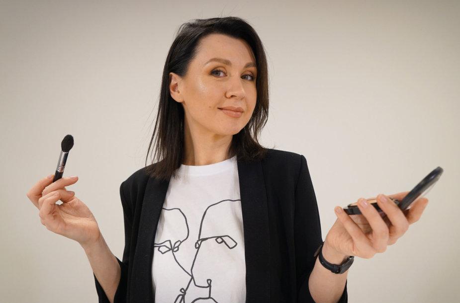 Vizažistė Jolita Verseckienė