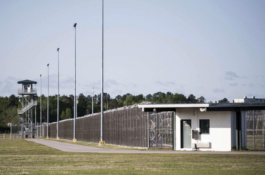 Kalėjimas Pietų Karolinoje, kuriame kilo mirtinos riaušės