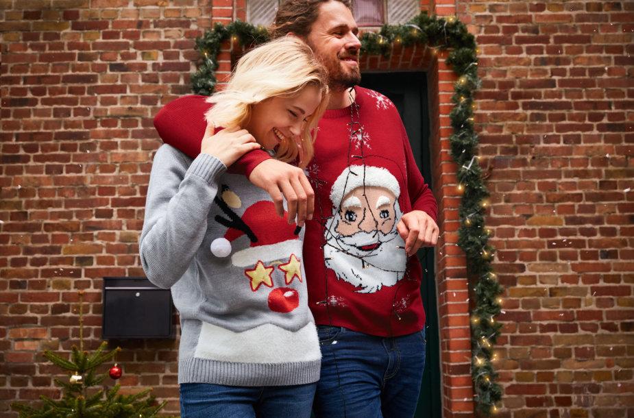 """""""Lidl"""" kalėdiniai megztiniai"""