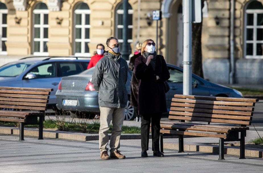 Vilniaus Katedros aikštėje
