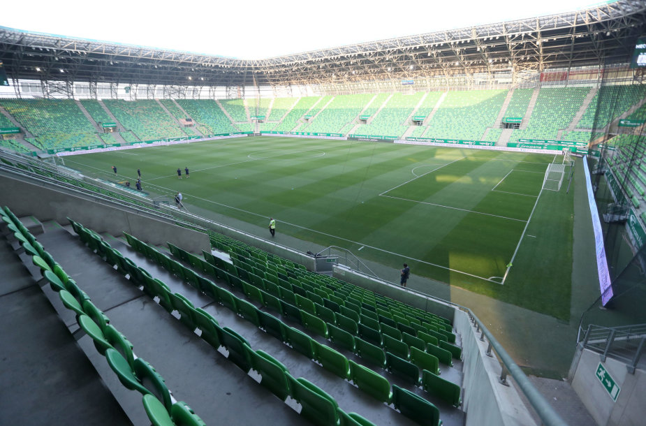 "Budapešto ""Ferencvaroš"" stadionas"