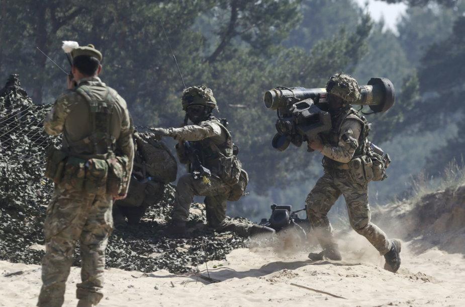 Britų kariai Estijoje