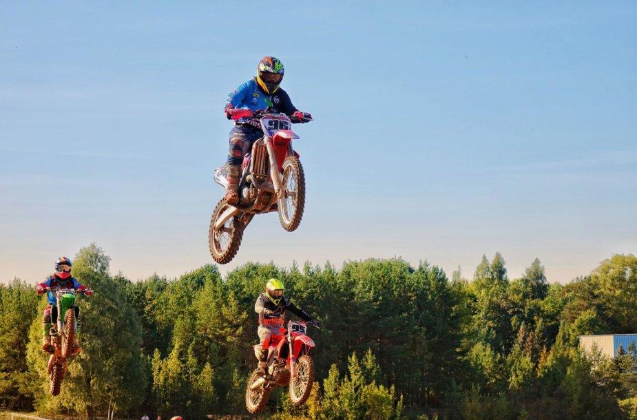 Lietuvos motokroso čempionato 5 etapas