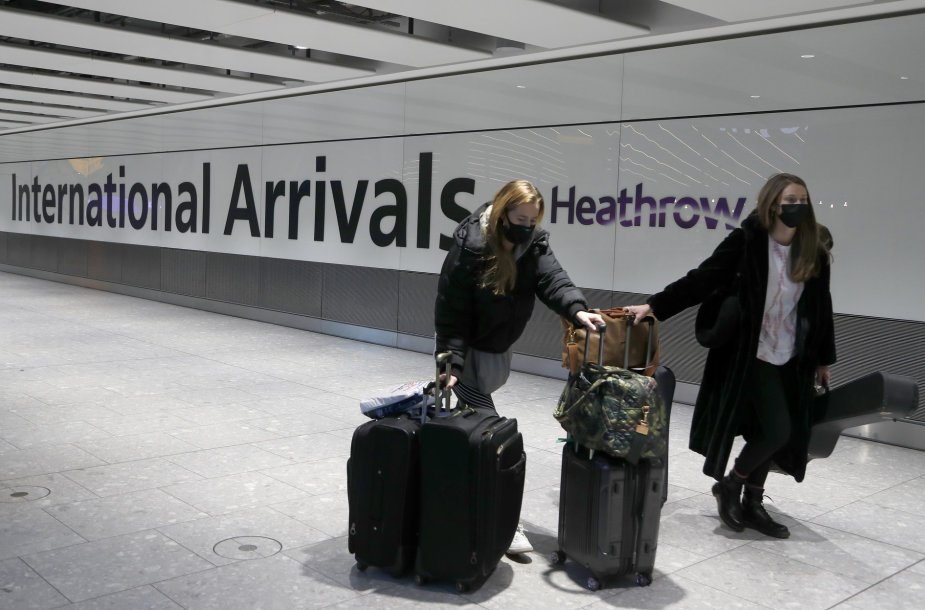 Heathrow oro uoste