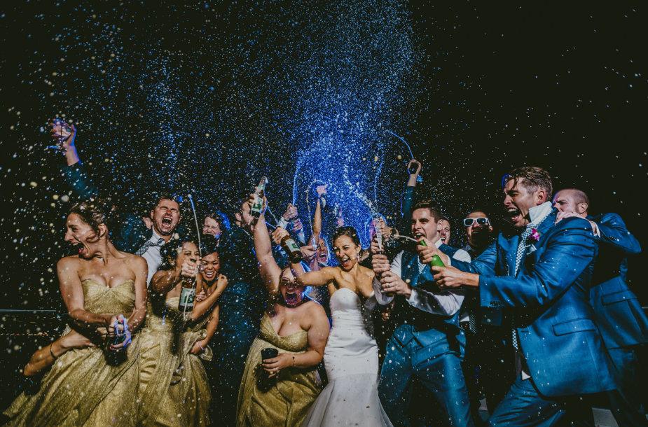 Geriausios 2016 vestuvių nuotraukos