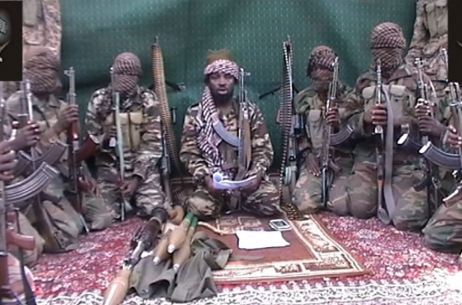 """Boko Haram"" smogikai"