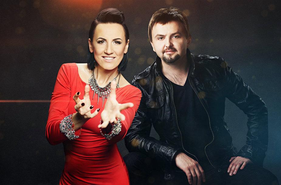 Stano ir Katažina Zvonkuvienė