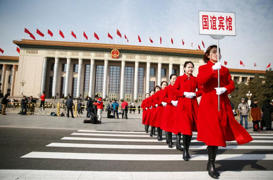 Kinijos parlamento metinė sesija
