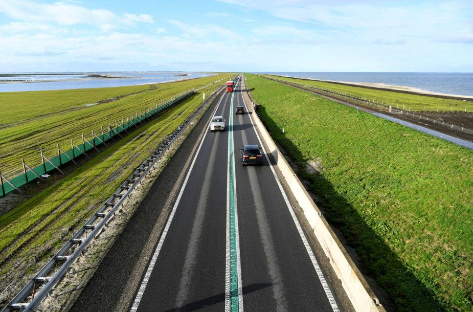 Kelias Olandijoje