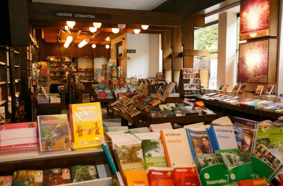 Kauno centriniam knygynui 60 metų