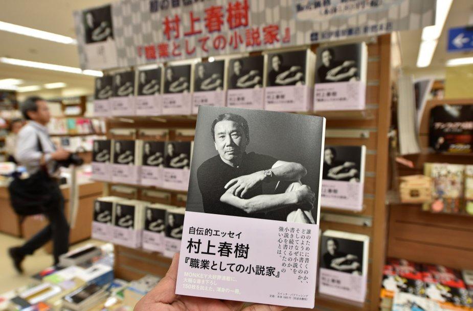 Haruki Murakami knyga