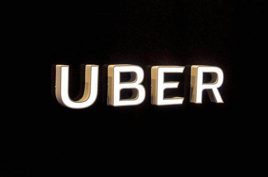"""""""Uber"""" biuro atidarymas"""