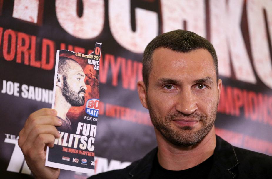 Vladimiras Klyčko