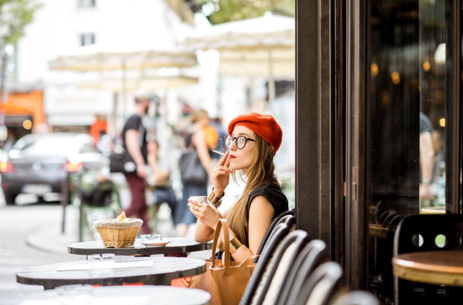 Kavinė Paryžiuje